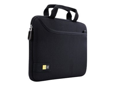 Case Logic 10 Tablet Attache, Black, TNEO-110-BLACK, 16116391, Carrying Cases - Tablets & eReaders