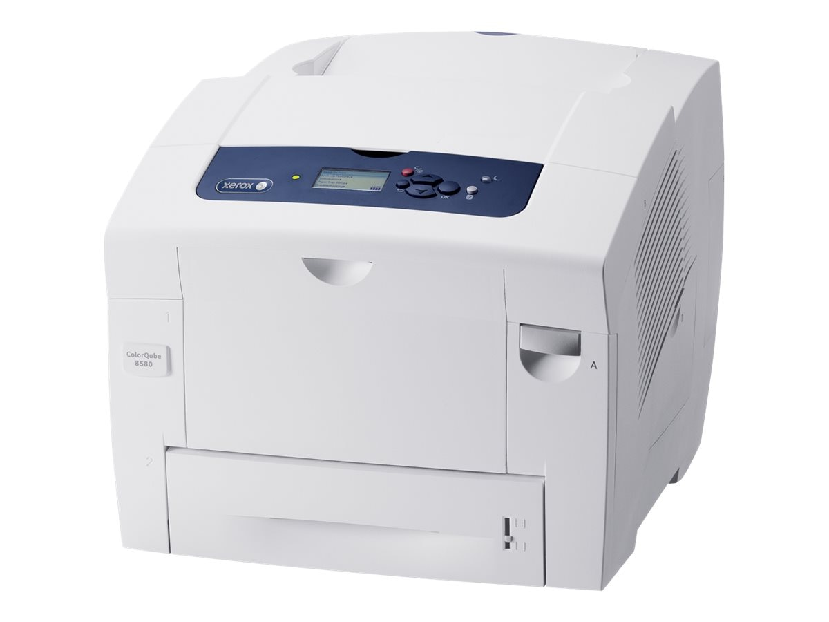 Xerox ColorQube 8580 N Solid Ink Color Printer, 8580/N, 18360291, Printers - Laser & LED (color)