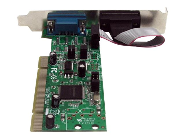 StarTech.com 2 Port PCI RS422 485 Serial Adapter Card w  161050 UART, PCI2S4851050