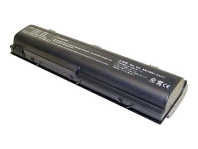 Total Micro 4300mAh 6-Cell Battery for HP Compaq