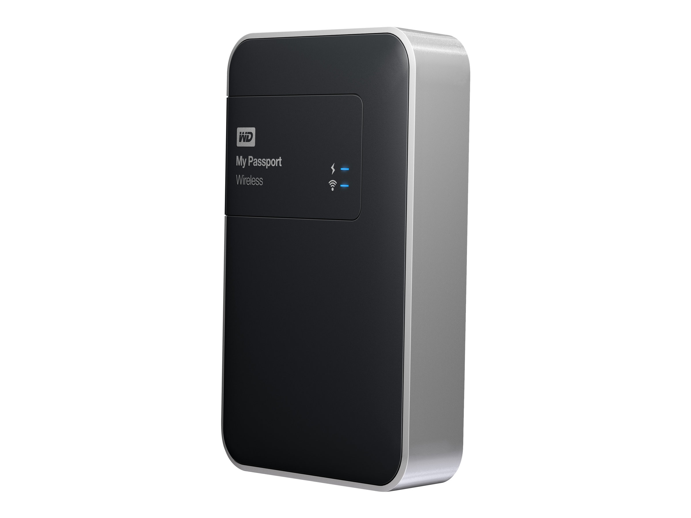WD 2TB My Passport Wireless Storage - Black, WDBDAF0020BBK-NESN, 17741411, Network Attached Storage