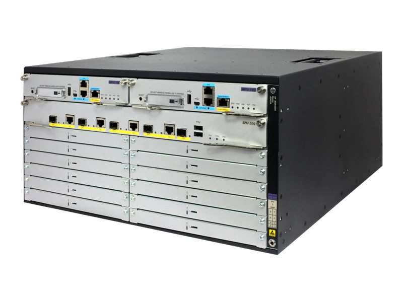 HPE MSR4080 Router Chassis, JG402A, 16331841, Network Routers