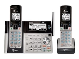 AT&T TL96273 DECT 6.0 Expandable BTCordless Phone w  (2) Handsets, TL96273, 26271626, Telephones - Consumer