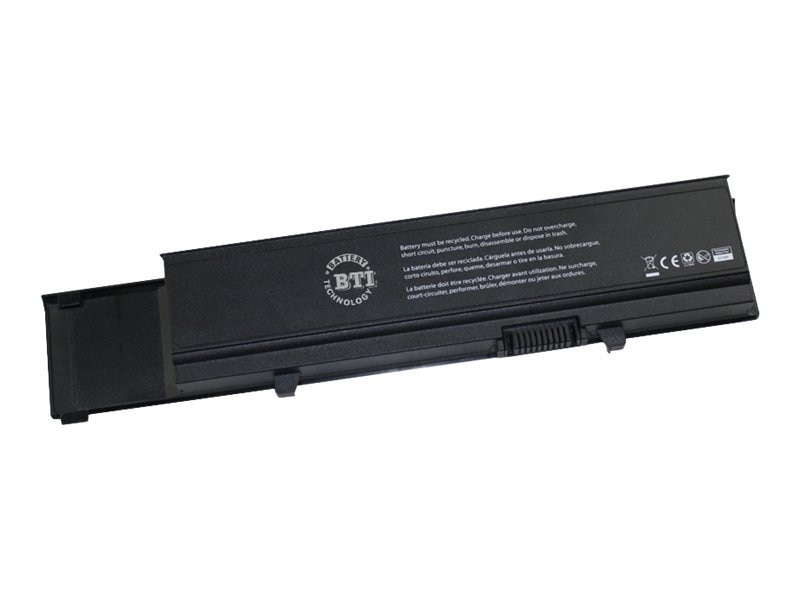 BTI Battery for Dell Vostro 3400, 3500, 3700 312-0997, 4JK6R, 7FJ92, 0TXWR, DL-V3400-2, 13667859, Batteries - Notebook