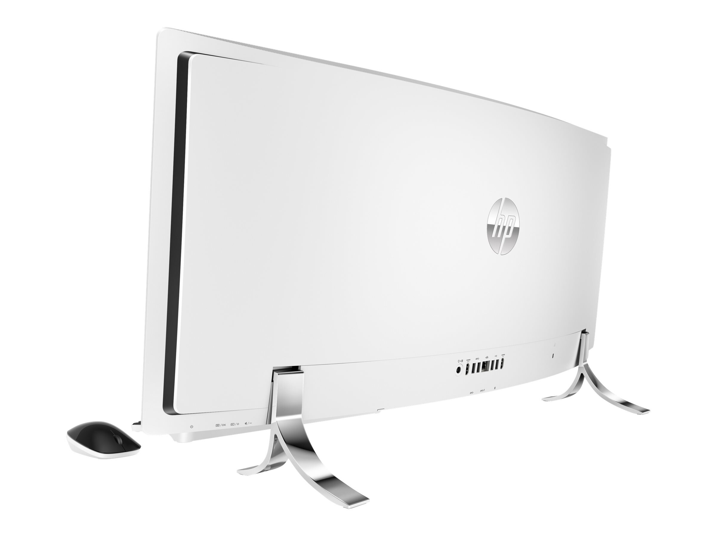 HP Envy 34-a010 Curved AIO Core i5-6400T 2.2GHz 12GB 1TB GeForce960A GbE ac BT WC 34 QHD+ W10H, M9Z77AA#ABA