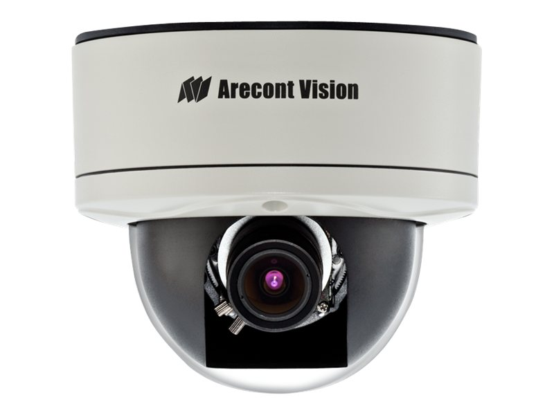 Arecontvision 5MP Day Night MegaDome 2 IP Camera with 3.4-10.5mm Varifocal Lens, Heater