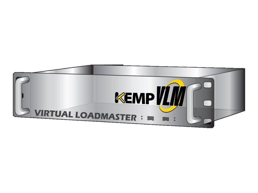 KEMP Virtual LoadMaster VLM-200 Bundle with 3-year 10x5 Basic Support Non-Refundable, VLM3-200-B