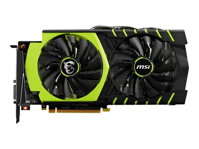 Microstar GeForce GTX 960 PCIe 3.0 100 Million Edition Graphics Card, 2GB GDDR5, GTX 960 GAMING 100ME, 18363791, Graphics/Video Accelerators