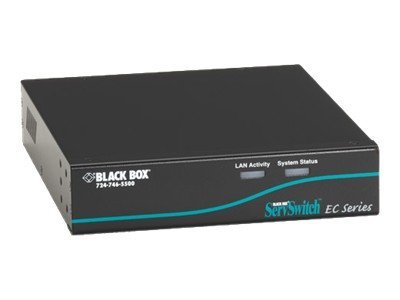 Black Box ServSwitch EC w  Built-in IP for PS 2