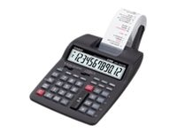 Casio 12 Digit Printing Desktop Calculator, HR100TM, 8176879, Calculators