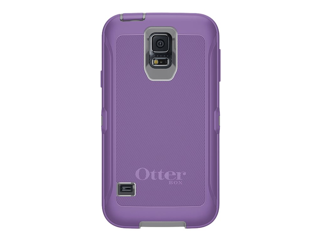 OtterBox Defender Punch for Samsung Galaxy S5, Plum