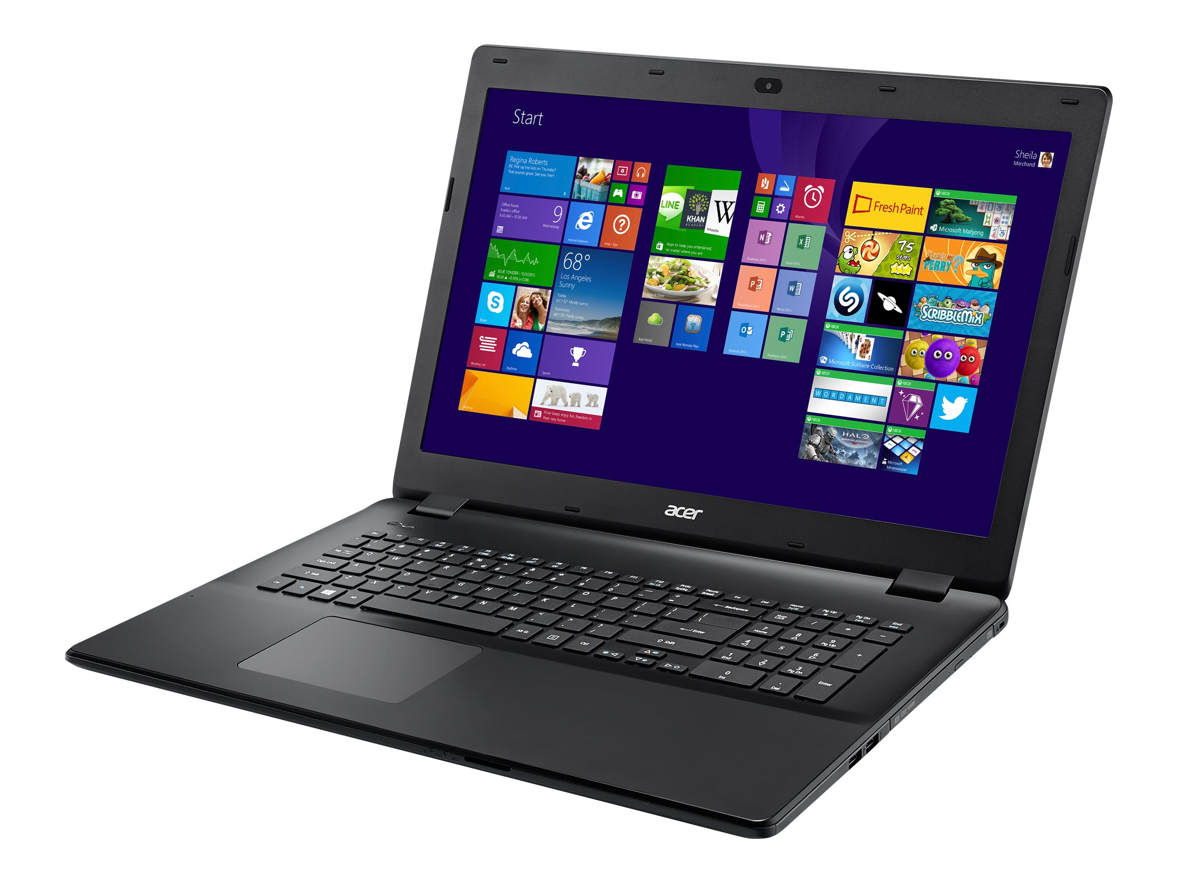 Acer TravelMate P246-M-52X2 1.7GHz Core i5 14in display