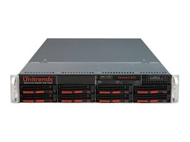 Unitrends Recovery 823-1 Backup Appliance w  1-year Support, RC823-1, 17556380, Disk-Based Backup