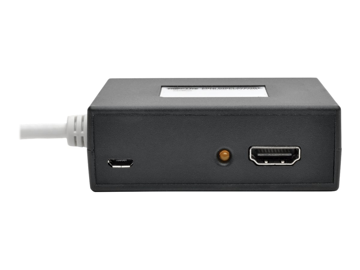 Tripp Lite 2-Port Mini DisplayPort to HDMI Splitter, B155-002-HD