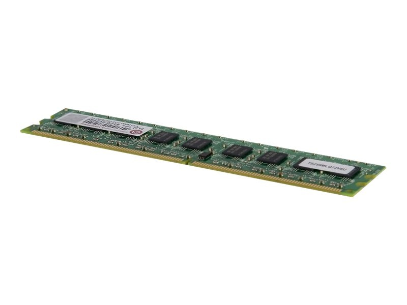 HPE 2GB 240-pin DDR2 SDRAM DIMM for MSR50 Series, JG205A, 13890196, Memory