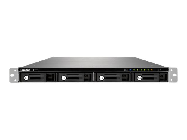 Qnap 12-Channel NVR - 4 Bays, Redundant Power, VS-4112U-RP-PRO+US