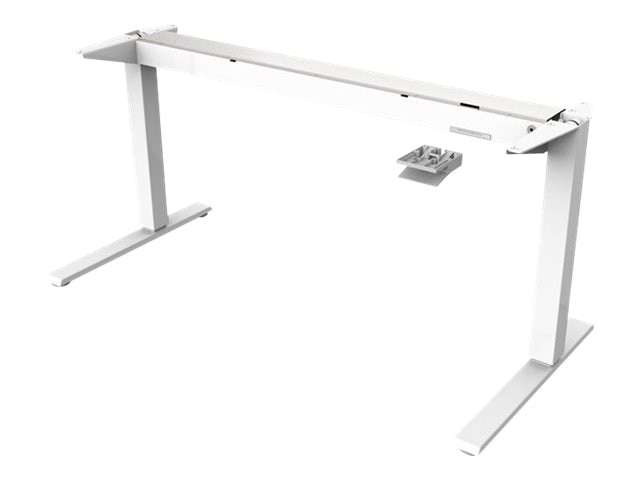 Humanscale Float Table, Sit Stand Desk Base, No Surface, Removeable Crank