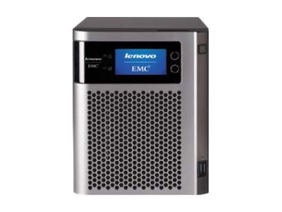 Lenovo Storage 8TB px4-300d Network Storage, 70CD9002NA, 16199157, Network Attached Storage
