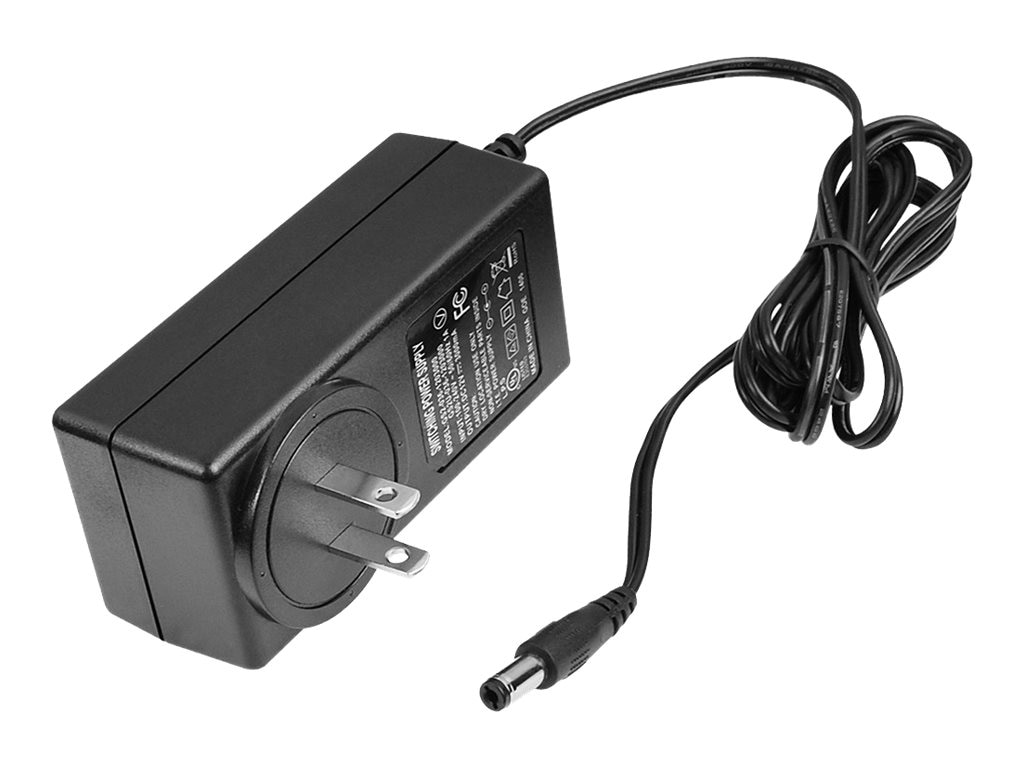 Siig 36 Watt 12V 3A Power Adapter, AC-PW0Q11-S1