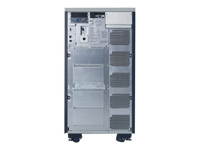 APC Symmetra LX 12 kVA Scalable to 16 kVA N+1 Tower 208 240 Volts Hardwire Input and Output, SYA12K16P