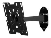 Peerless Pivoting Wall Mount for 22-37 Displays, SP737P, 17065767, Stands & Mounts - AV