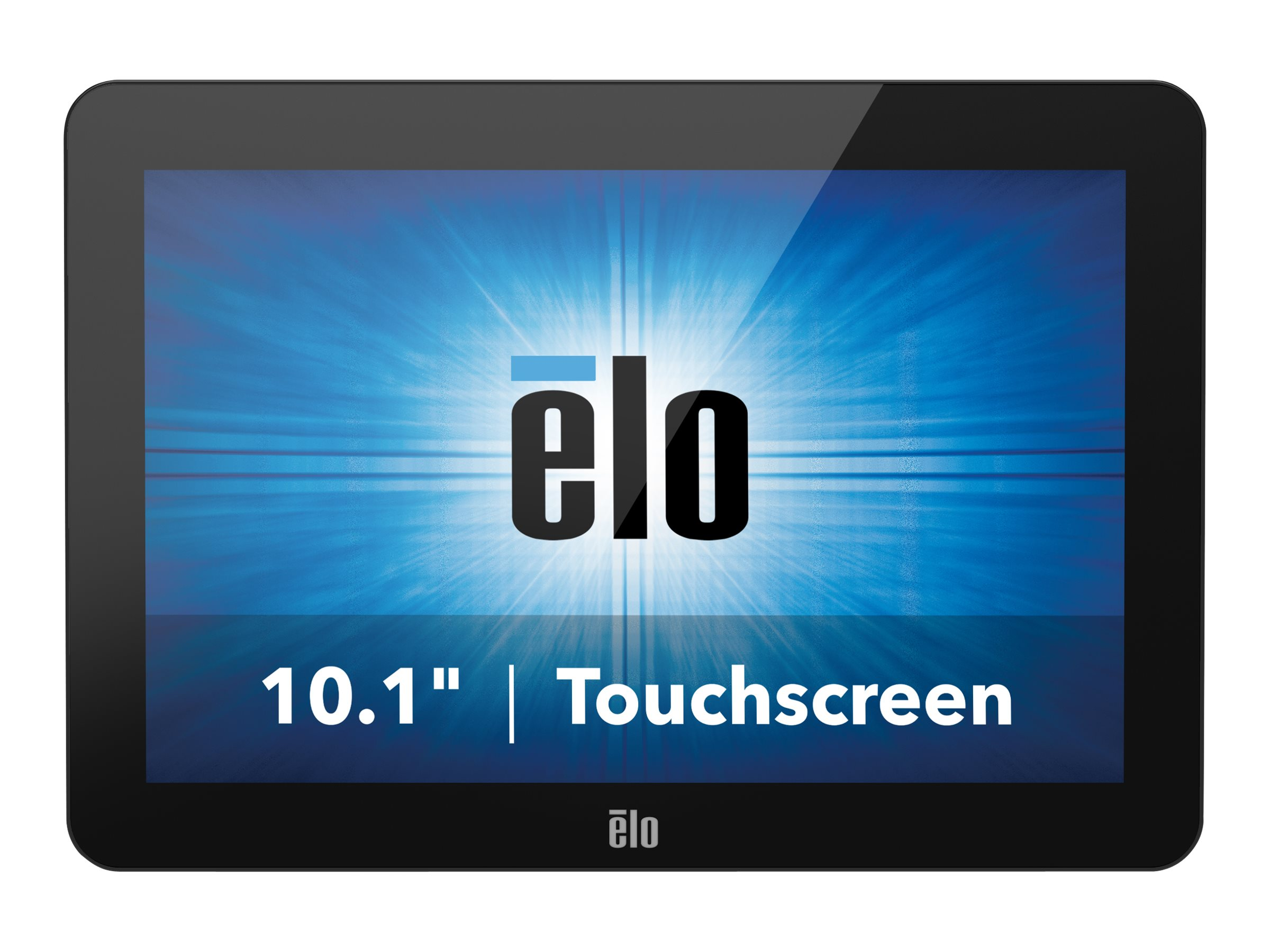 ELO Touch Solutions 10.1 1002L LED-LCD IntelliTouch Pro Monitor, Black