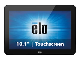 ELO Touch Solutions 10.1 1002L LED-LCD Monitor, Black, E138394, 31127995, Monitors