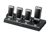 Panasonic 4-Bay Desktop Cradle w  110W Power Supply, AC Cord for FZ-N1
