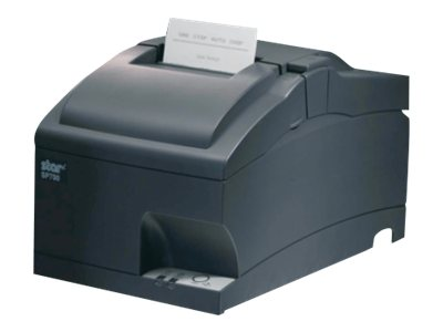 Star Micronics SP742MLR Impact Friction Ethernet Journal Printer - Gray w  Cutter & Power Supply, 37999420, 11602306, Printers - Dot-matrix