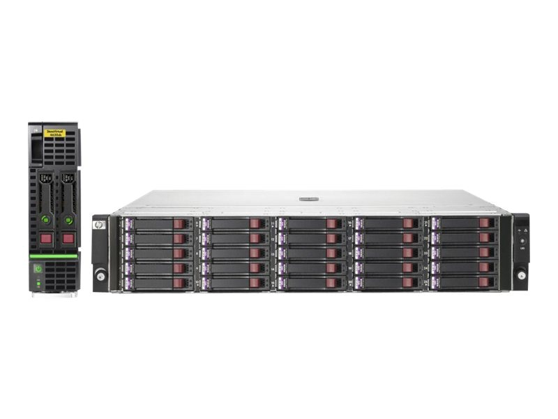 HPE StoreVirtual SAN Array, B7E30A, 16017173, Fibre Channel & SAN Switches
