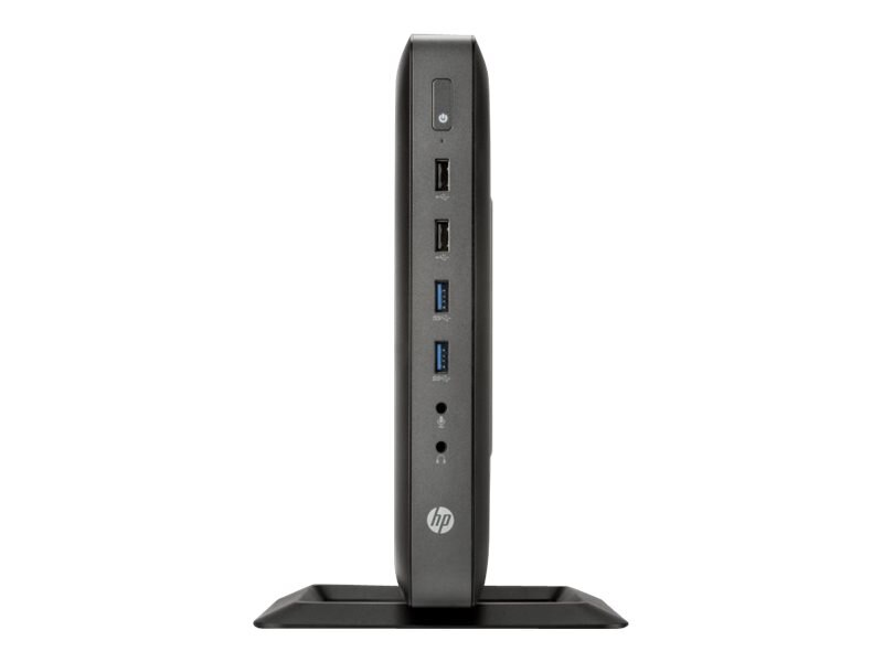 HP t620 Flexible Thin Client AMD QC GX-415GA 1.5GHz 4GB RAM 16GB Flash GbE abgn ac BT WES7P, J2L56UA#ABA
