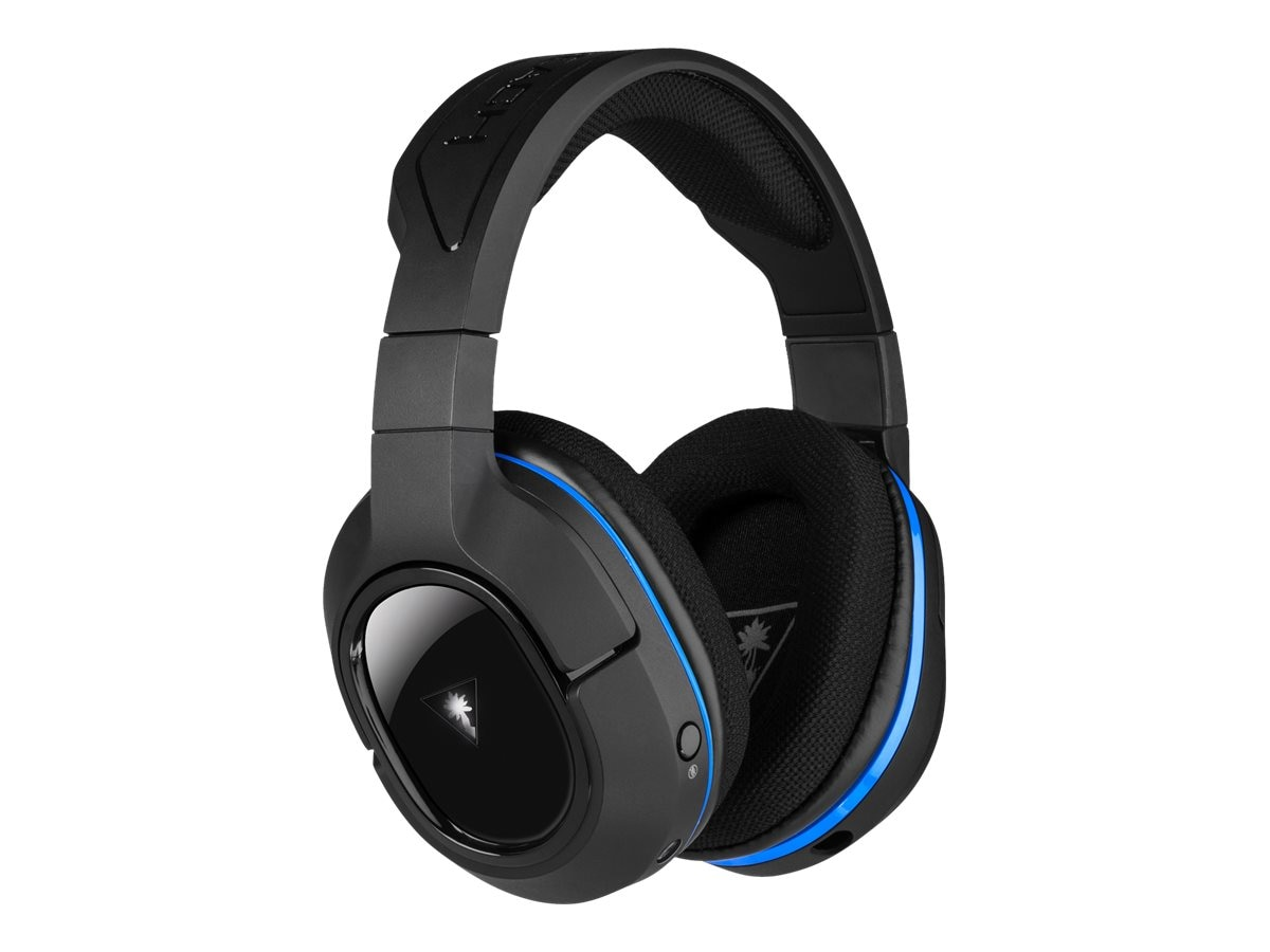 Turtle Beach Ear Force Stealth400 Wireless Gaming Headset for PlayStation 4 PlayStation 3, TBS-3240-01, 17689131, Headsets (w/ microphone)