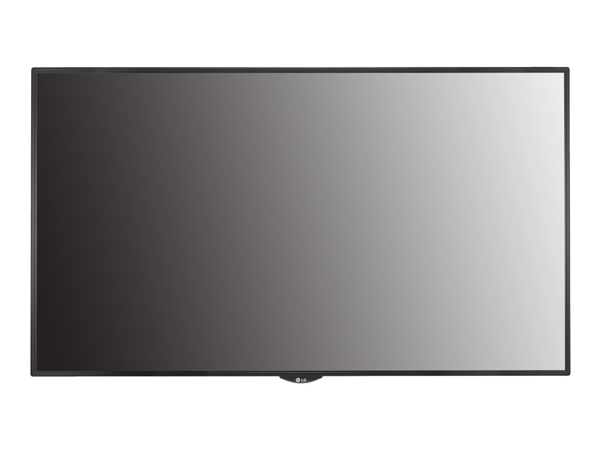 LG 49 SM5KC-B Full HD LED-LCD Display, Black