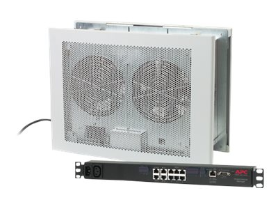APC Wiring Closet Ventilation Unit with Environmental Management, ACF301EM, 7673478, Cooling Systems/Fans