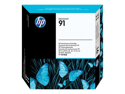 HP 91 Maintenance Cartridge, C9518A, 7624959, Printer Accessories