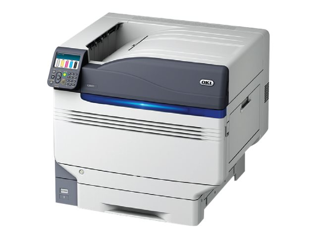 Oki C911dn 4-Color Digital LED Printer, 62439901