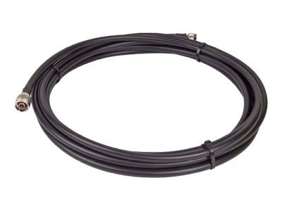 Tessco TWS400 Cable, RPSMAJ to RPSMAP, 10ft, 400-19-20-P10, 8353185, Cables