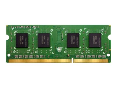 Qnap 4GB PC3-12800 204-pin DDR3 SDRAM SODIMM, RAM-4GDR3L-SO-1600, 17539694, Memory