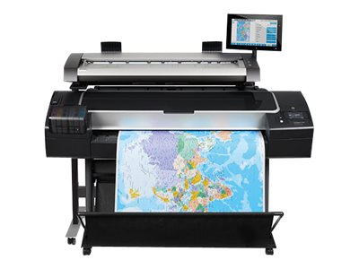 HP DesignJet HD Pro MFP, L3S82C#B1K, 31610215, MultiFunction - Ink-Jet