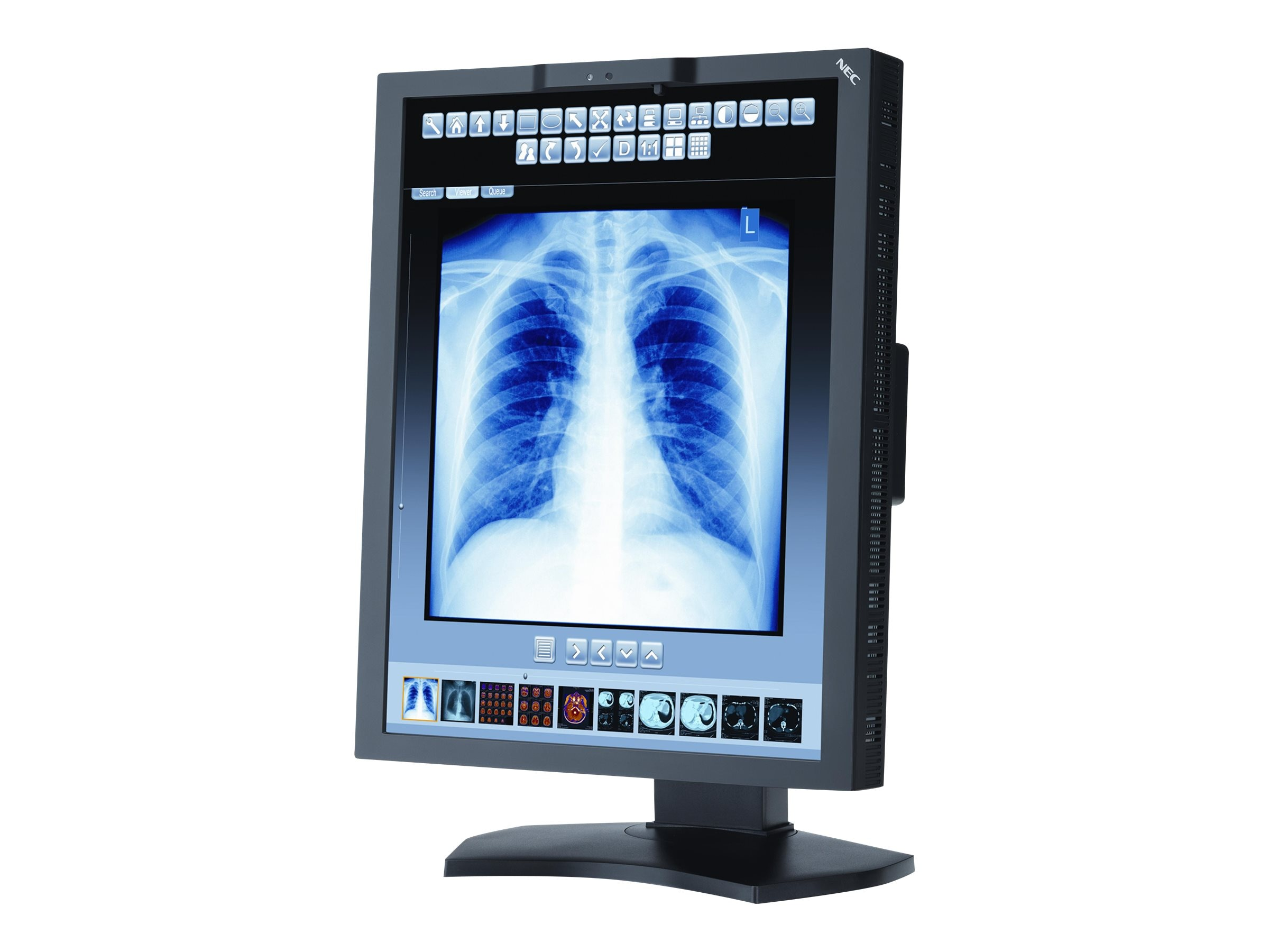 NEC 21 MD211C3 3MP LCD Monitor, MD211C3