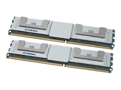 Axiom 16GB PC2-5300 DDR2 SDRAM DIMM Kit for Select PowerEdge, Precision Models, A2257216-AX, 16259519, Memory