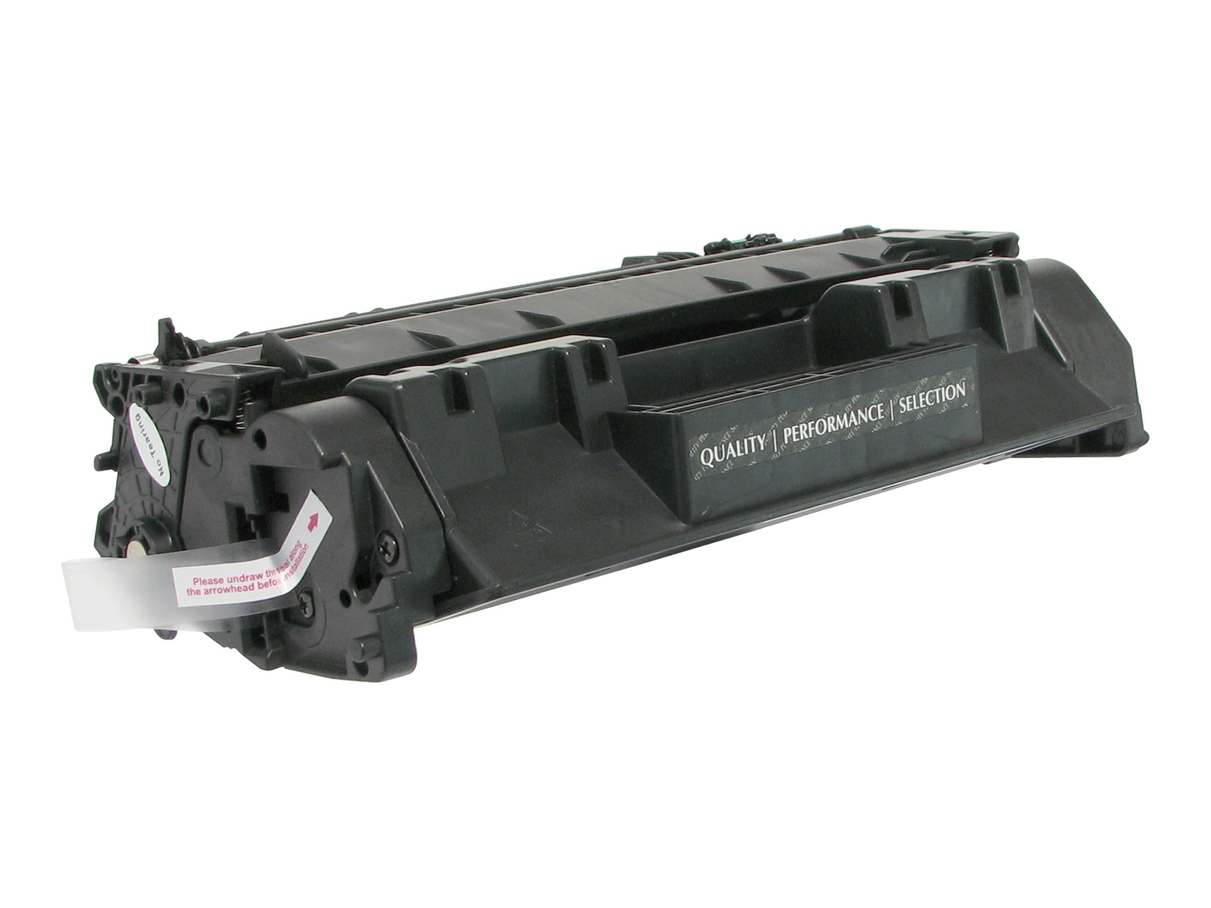 V7 CF280A Black Toner Cartridge for HP LaserJet Pro 400 M401 M425 Series, V780A, 17335481, Toner and Imaging Components