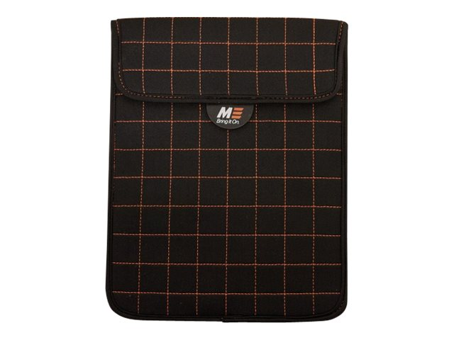 Mobile Edge Neogrid Sleeve for 10.1 iPads Tablets, MESST1100, 15033622, Protective & Dust Covers