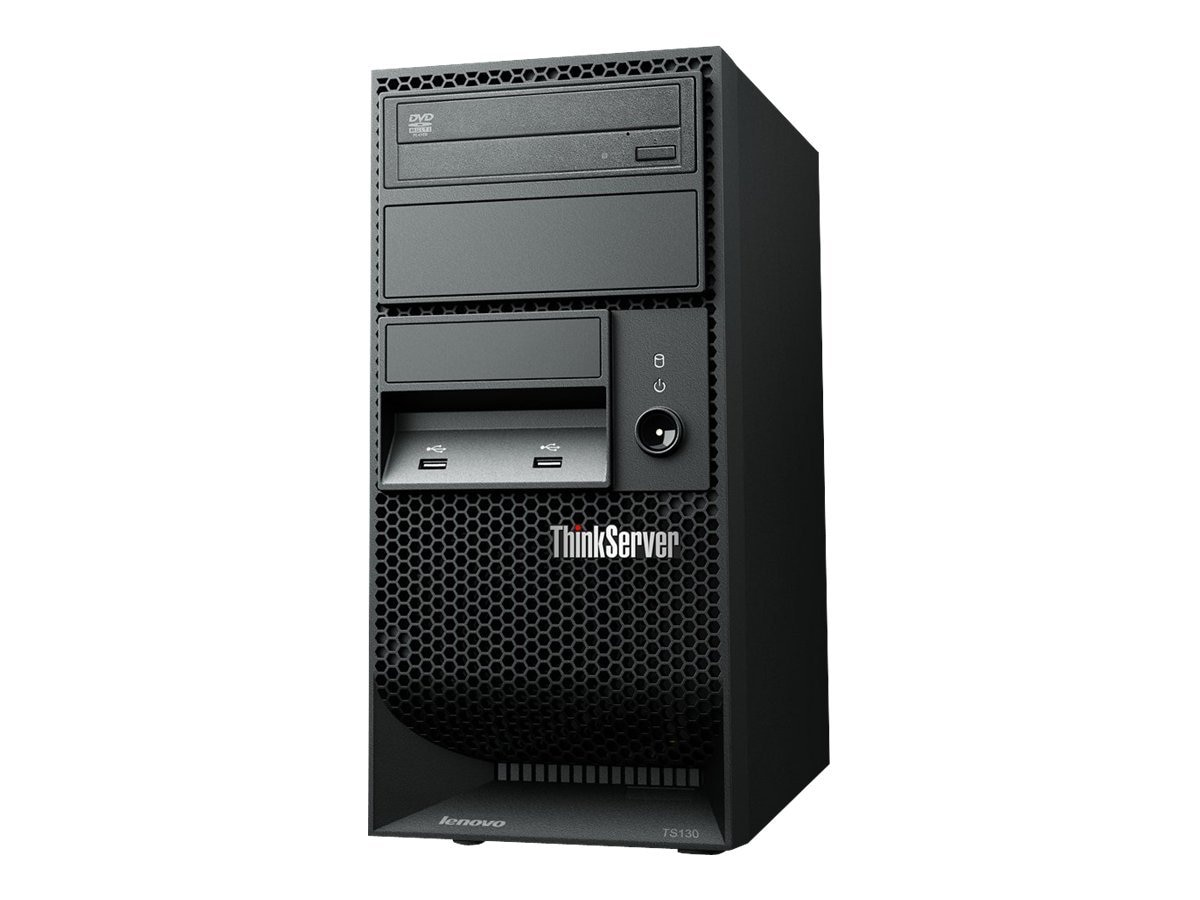 Lenovo TopSeller ThinkServer TS130 Intel 3.1GHz Core i3, 110515U, 12851574, Servers