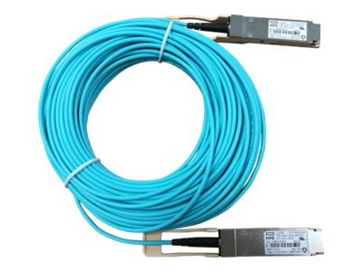 HPE X2A0 100G QSFP28 Active Optical Cable, 20m