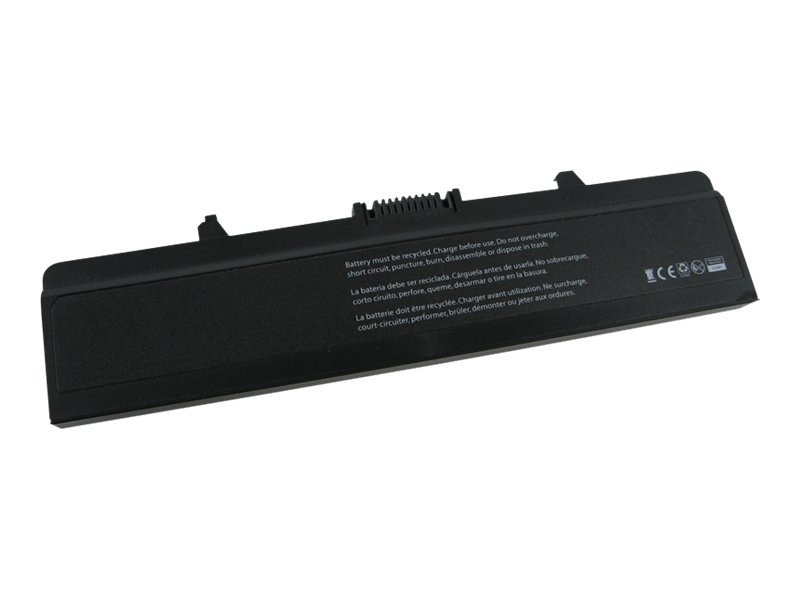 V7 Battery, 6-Cell for Dell Inspiron 1526 1526 312-0625 D608H GP952, DEL-1525V7, 12910255, AC Power Adapters (external)