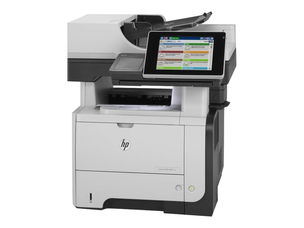 HP LaserJet Enterprise flow MFP M525c, CF118A#BGJ, 14744810, MultiFunction - Laser (monochrome)