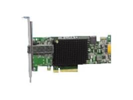 Emulex LightPulse 1-Port 16GB PCIe 3.0 Fibre Channel Host Bus Adapter, LPE16000B-M6, 14931172, Host Bus Adapters (HBAs)