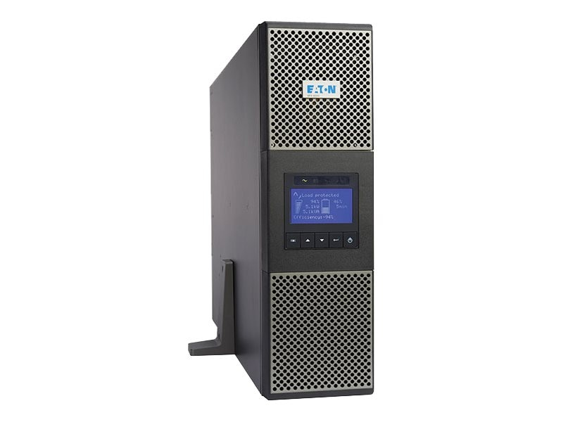 Eaton 3U Extended Battery Module for 5 6kVA 9PX UPS Models, 9PXEBM180RT