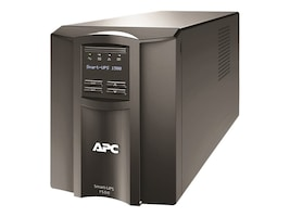 APC Smart-UPS 1500VA 980W 120V LCD Tower UPS (8) 5-15R Outlets USB Serial, Instant Rebate - Save $22, SMT1500, 10334485, Battery Backup/UPS